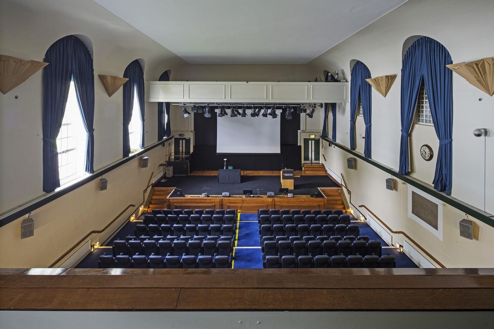 Tuke Hall Regent Events