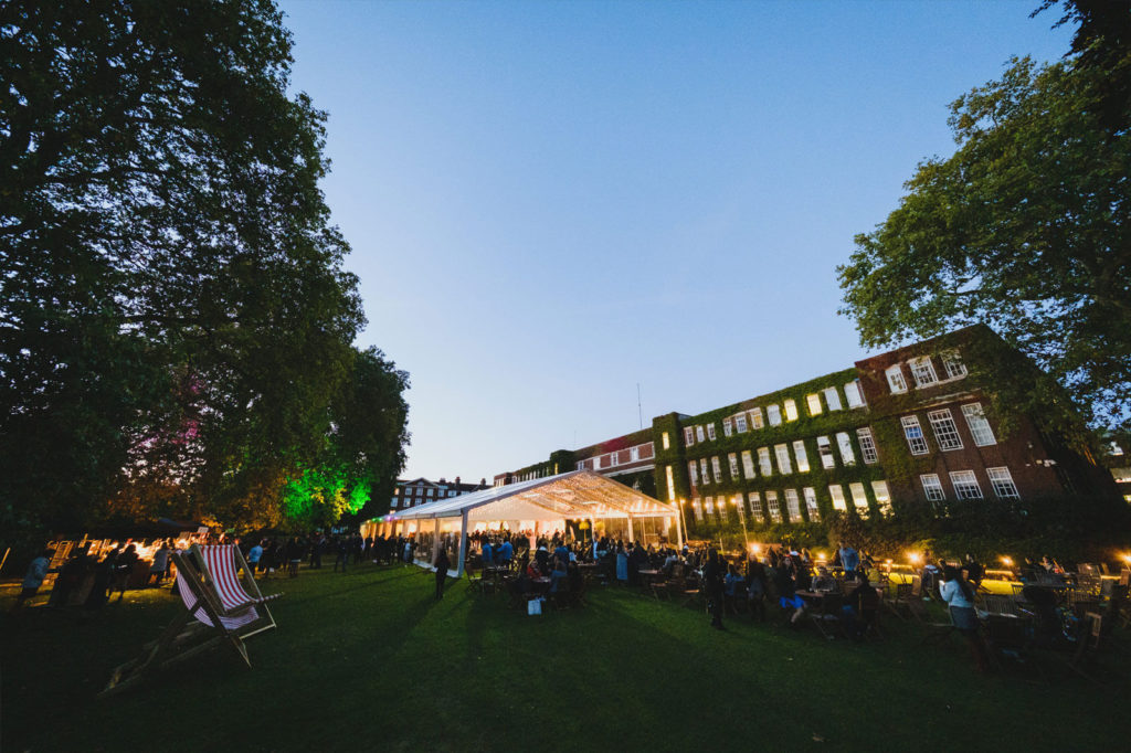 York Lawns Summer Evening Party