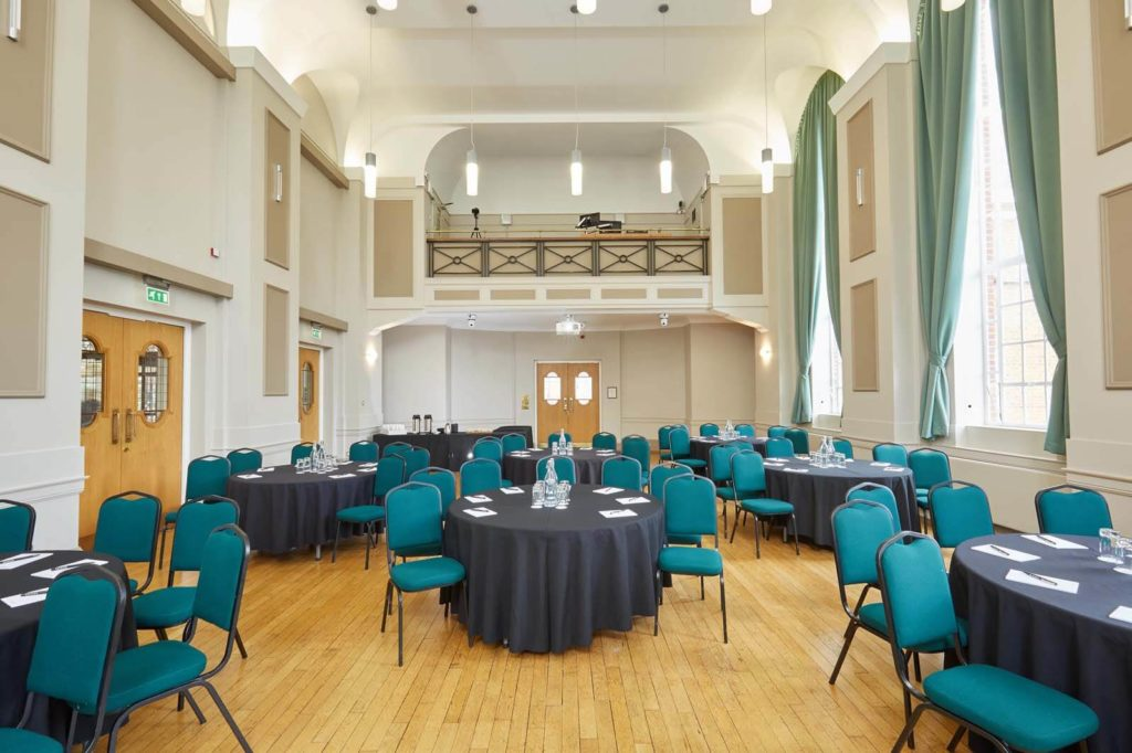 Conference Venue with cluster seating